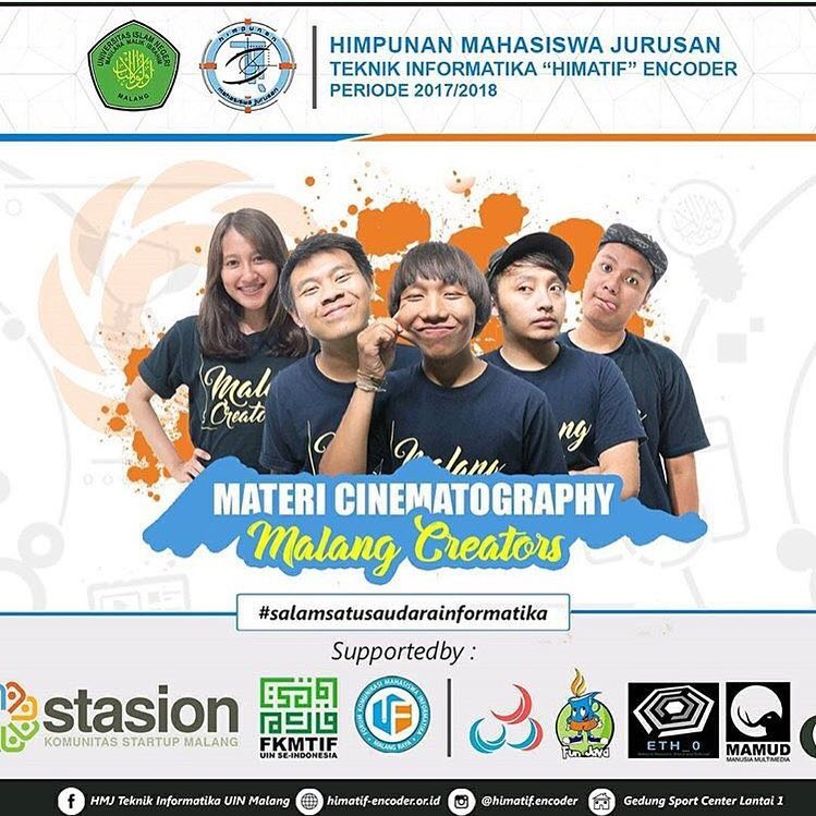 Materi Cinematography UIN Malang